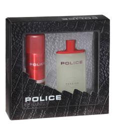 POLICE PASSION MAN Gift Set
