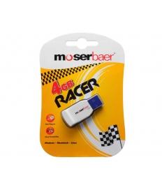 Moser Baer Racer WhBlue 4GB