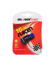 Moser Baer Racer BlueBlack 4GB