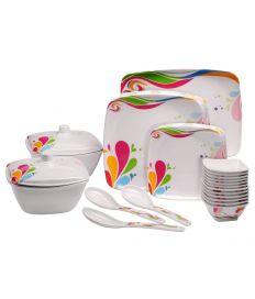 SWISS Dinner Set 036